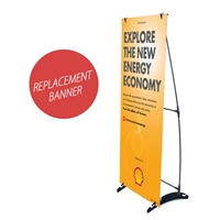 "Banner for PDE09G 24"" x 63"" Replacement Graphic"
