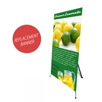 "Banner for PDE13 32"" x 72"" Replacement Graphic"