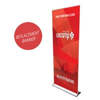 "Banner for PHD24 24"" x 92"" Replacement Graphic"