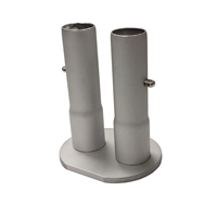 Aluminum Connector Foot for Modular Displays