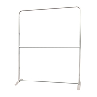 "78"" Straight Modular Display Hardware Only"