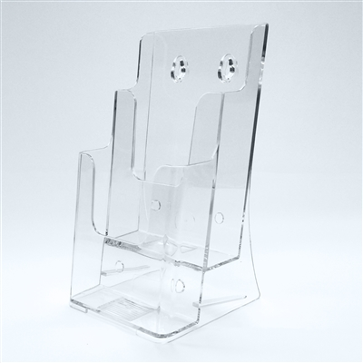 Tri-Fold Brochure Holder - 2 Pockets