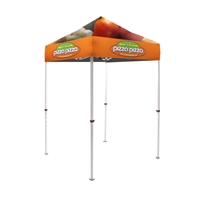 5' Full-Colour Printed Canopy Tent