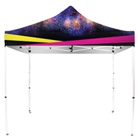 Printed Full-Colour Canopy Tent
