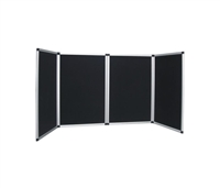 4 Panel Velcro Presentation Display Board