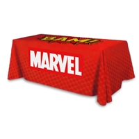 6Ft 3-Sided Table Throw