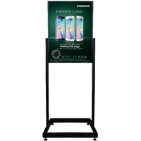 "Heavy Duty Poster Frame Floor Stand 22"" X 28"""