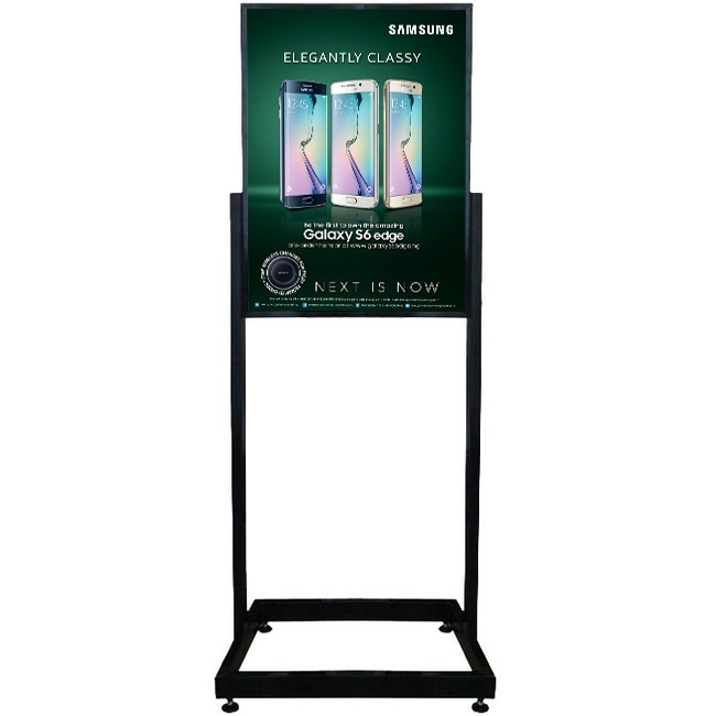 Heavy Duty Poster Frame Floor Stand 22 X 28