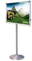 "Poster Stand 27""x19"""
