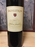 2011 Salvestrin Estate Napa Valley Cabernet Sauvignon, 750 ml