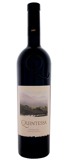 2002 Quintessa Red Wine Rutherford Napa Valley 750 Ml