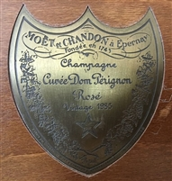 1985 Cuvee Dom Perignon Rose 750 ml