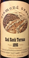 "1996 Diamond Creek ""Red Rock Terrace"" Napa Valley Cabernet Sauvignon 750ml"