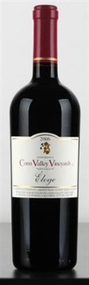 "2006 Anderson's Conn Valley ""Eloge"" Napa Valley Bordeaux Blend 750ml"