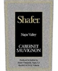 1999 Shafer Vineyards Napa Valley Cabernet Sauvignon 750 ml