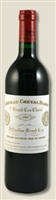 1988 Chateau Cheval Blanc Bordeaux Red Blend from St-Emilion 750 ml
