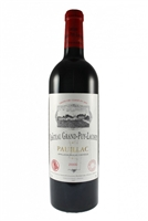 2000 Chateau Grand-Puy-Lacoste Pauillac 750 ml