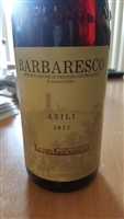 2012 Luigi Giordano Barbaresco 750 ml