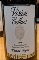 2015 Vision Cellars Russian River Pinot Noir, Sonoma County 750 ml