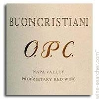 2012 Buoncristiani O.P.C. Red, Napa Valley 750 ml