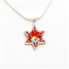 Small Star of David Necklace by Ester Shahaf