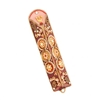 Royal Triangle Mezuzah Case by Ester Shahaf