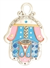 Happiness Hamsa Hand by Ester Shahaf