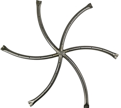 Stainless Steel Fire Wheel
