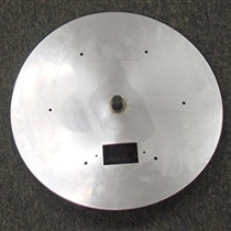 Stainless Steel Flat Pan