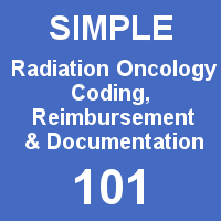 Simple Radiation Oncology Coding, Reimbursement & Documentation (Download)