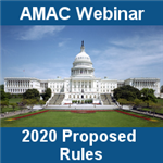 Webinar: Proposed Rules for 2019 – Hospitals, Physicians, Freestanding Centers & ASCs – July 31, 2018