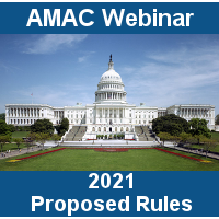 Proposed Rules for 2021 – Hospitals, Physicians, Freestanding Centers & ASCs August 26, 2020