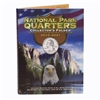 National Park Quarters 2010 - 2021 P and D - Full Color 4 Panel Folder