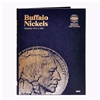 Whitman Folder #9008 - Buffalo Nickel 1913 - 1938