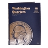 Whitman Folder #9018 - Washington Quarters 1932-1947  #1