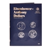 Whitman Folder #9023 - Eisenhower/Anthony Dollars 1971-1999