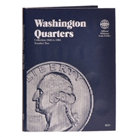 Whitman Folder #9031 - Washington Quarters 1948 - 1964  #2