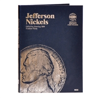 Whitman Folder #9035 - Jefferson Nickel 1996-2013 #3