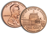 "2009 VDB Lincoln Cent P&D 2 Roll Set - ""Presidency"""