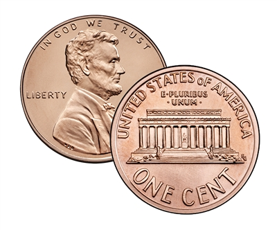 2006 - S Lincoln Proof Cent