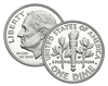 2018 S Silver Proof Roosevelt Dime - Ultra Cameo