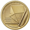 2020 American Innovation Connecticut - Gerber Variable Scale $1 Coin - P and D 2 Coin Set