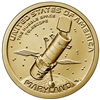 2020 American Innovation Massachusetts - Invention of the Telephone $1 Coin - P and D 2 Coin Set