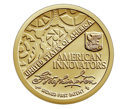 2018 - D American Innovation $1 Coin - Roll of 25 Dollar Coins