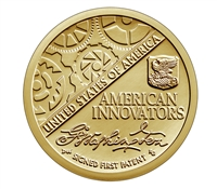 2018 - P American Innovation $1 Coin - Roll of 25 Dollar Coins
