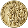 2020 D American Innovation Massachusetts - Invention of the Telephone $1 Coin - Roll of 25 Dollar Coins