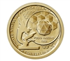 2019 American Innovation Pennsylvania - Polio Vaccine $1 Coin - Single Coin