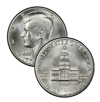1976 P&D Kennedy Half Dollar 2 Coin Set