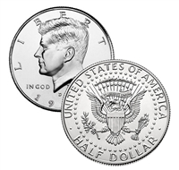 1999 - D Kennedy Half Dollars - Roll of 20