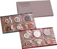 1964 U.S. Mint 10 Coin Set in OGP